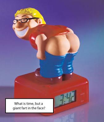 buttclock
