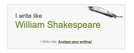wiliamshakespeare