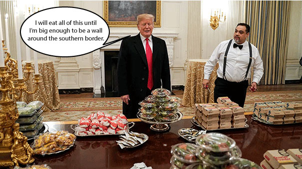 hamburgwall
